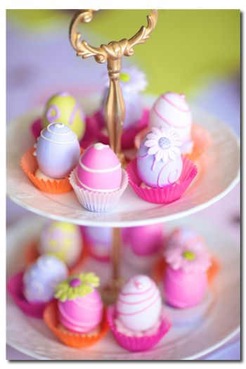 Oeufs-cupcakes