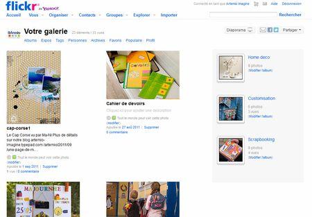 Flickr-galerie